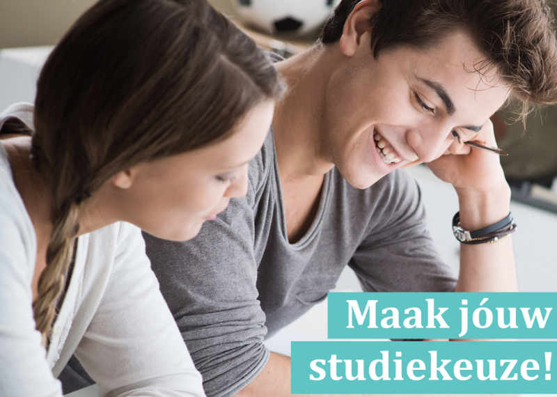 Studiekeuze motivatie test